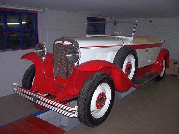 Rekonstruowany przez pana Ludwika CWS T-1 to samochód z otwartym, popularnym w latach dwudziestych, nadwoziem torpedo. Odtworzenie karoserii na podstawie zachowanej dokumentacji nie było łatwe. Pan Ludwik dołożył wszelkich starań, by odbudować pojazd zgodnie z materiałami źródłowymi.