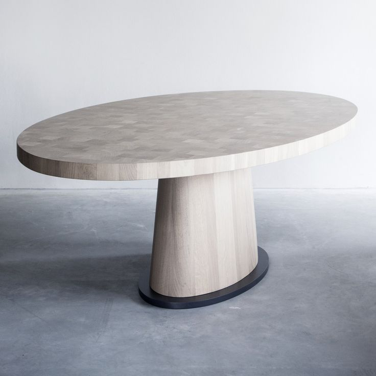 Kops ovale tafel - oval dining table