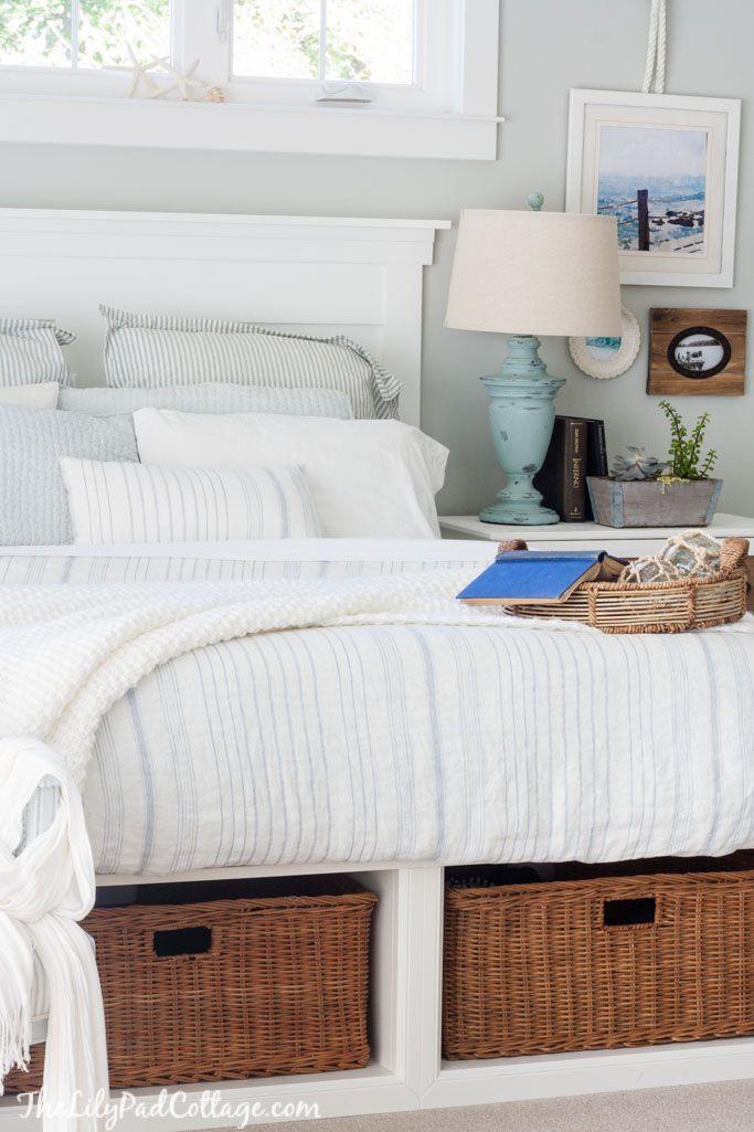 Best 25+ Coastal bedding ideas on Pinterest | Coastal ...