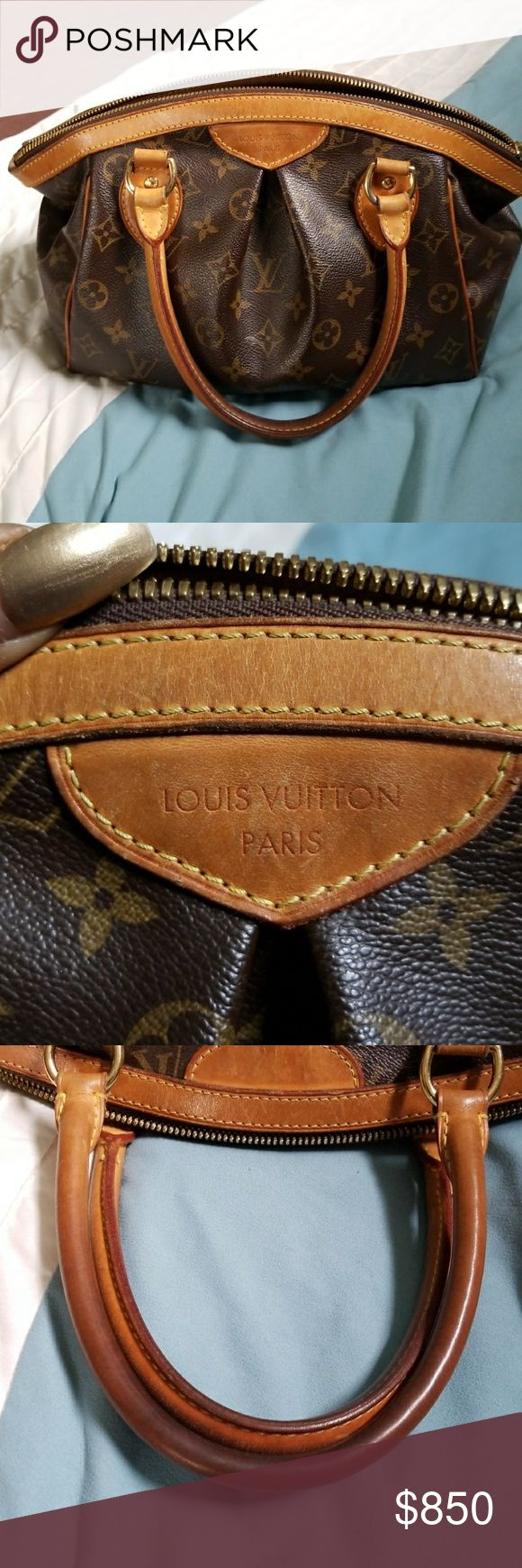 Authentic Louis vuition trilvolio Pm size in great condition for a vintage bag a few wear marks on the trim(trading for another lv only)Or sell Louis Vuitton Bags Satchels