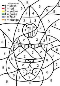 Preschool Werkbladen: Rockets nummers 1 tot 6