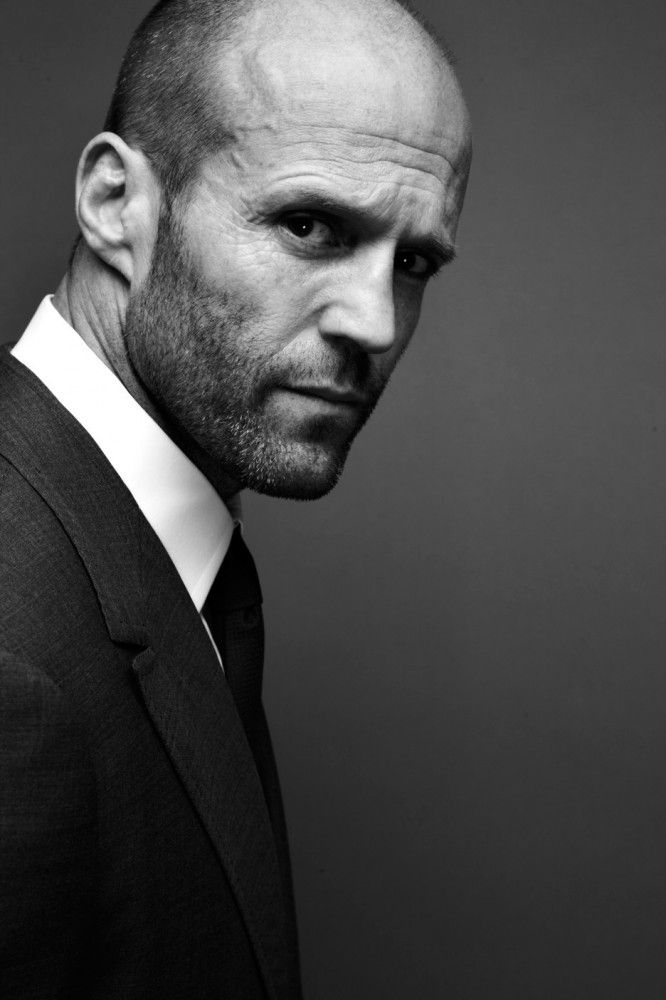 Jason Statham by Nigel Parry