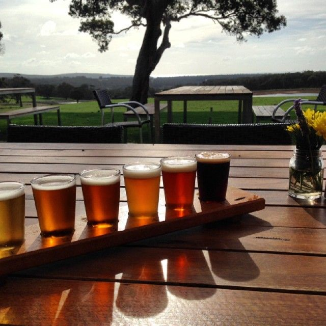 Eagle Bay Brewery. Beer, wine and food. Daily 11am - 5pm. Views.