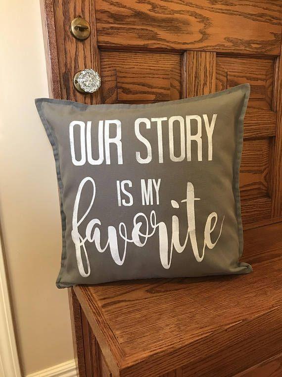 Romantic Pillows Anniversary Gift Romantic Bed Pillows Bed Pillows Pillows With Sayings Couch Pillows Throw Pillows Pillows With Words Bed Pillows Romantic Pillow Romantic Bed