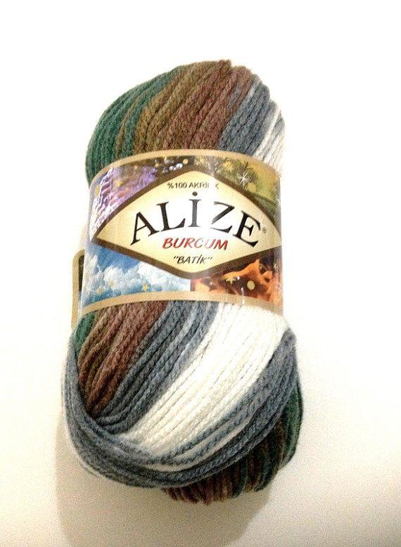 knitting yarn  crochet yarn  scarf yarn  shawl by yarnsupplies, $4.75