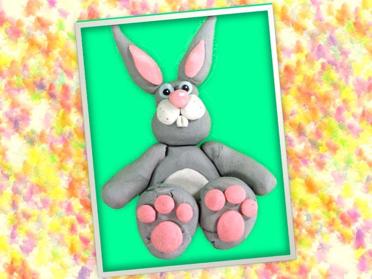 conejo en plastilina https://youtu.be/kqoOEWEZAyw