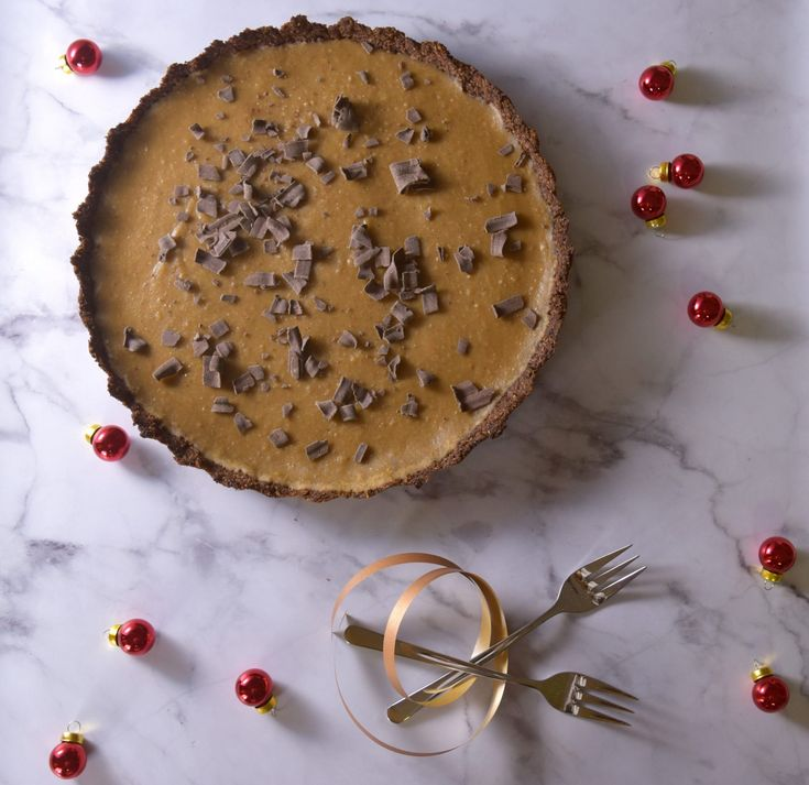 narancsos gesztenyetorta recept mindenmentesen | www.thepuur.com #karácsony #recept #gluténmentes #cukormentes #tejmentes