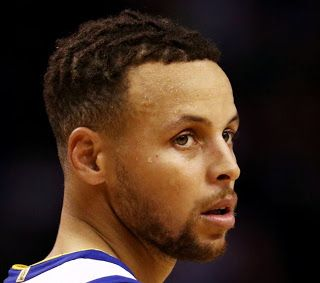 Steph Curry New Hair 2017 Dreads - Kevin Durant Balding  Steph Curry is growing dreads. His new hairstyle was seen during the Golden State Warriors' game against the Boston Celtics. Curry's dreads will represent his laid-back playing style. Bob Marley advised us not to worry about a thing as his long dreadlocks flowed down his back. Steph is worry-free except when he decides to throw his mouthpiece at a referee.  The Golden State Warriors have won two NBA championships in the last 3 years…