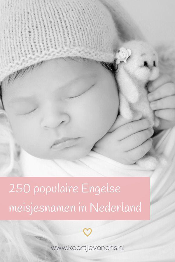 250 Populaire Engelse Meisjesnamen Kaartjevanons Nl Meisjesnamen Babynamen Jongensnamen