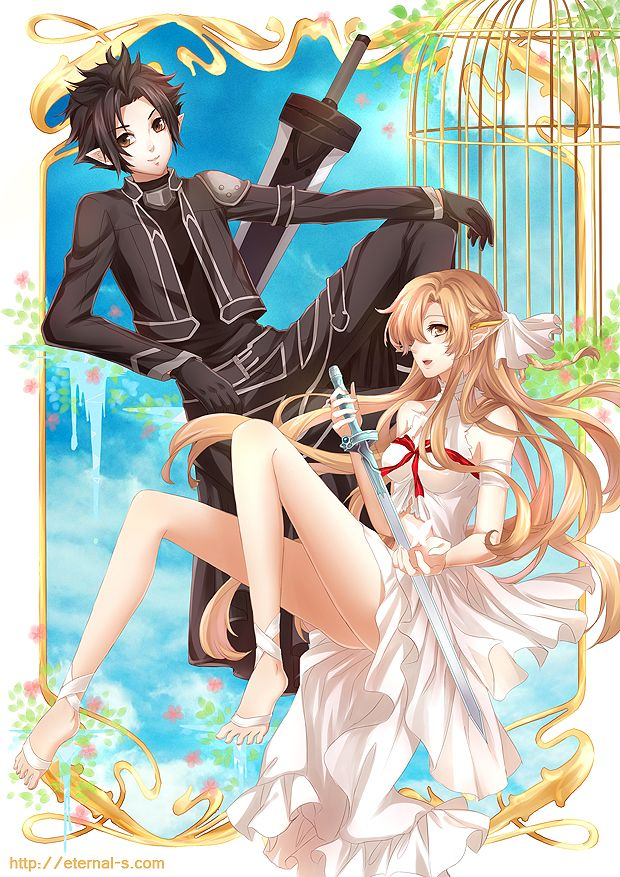 kirito and sugu relationship goals