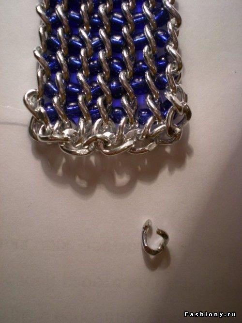 МК: изготовление браслета / как сделать браслет своими руками