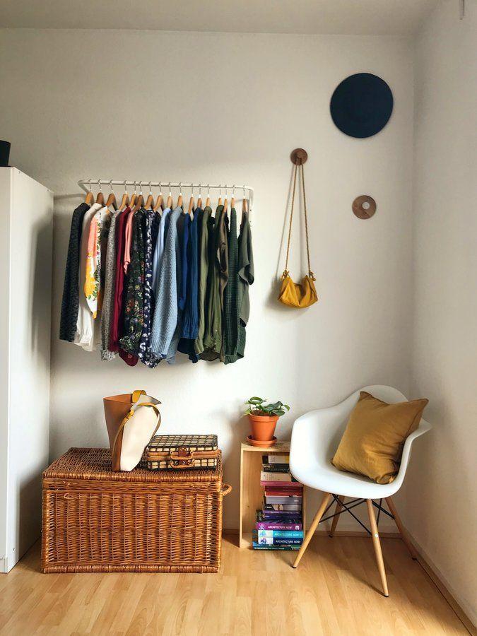 Liebstes Eck | SoLebIch.de Foto Dori_vom_Dorf #solebich #ankleidezimmer  #interior #interiorideas #ideen #einrichten #schlafzimmer #offen #kleines  #deko ...