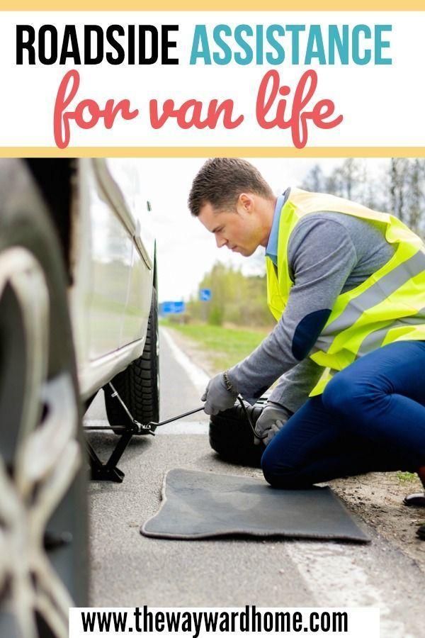 The 5 Best Rv Roadside Assistance Options Van Life Roadside Assistance Roadside