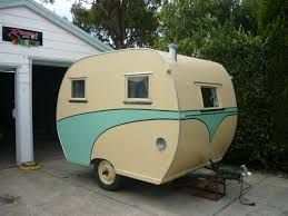 Image result for old small caravans for sale