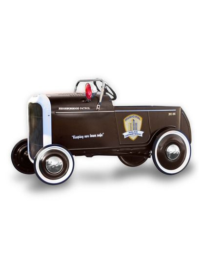 1932 Police Cruiser by Warehouse 36 on Gilt