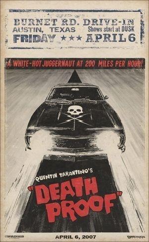 Posters de GrindHouse: Death Proof y Planet Terror | Tepasmas.com Curiosidades de Cine in GRAPHIC POSTERS