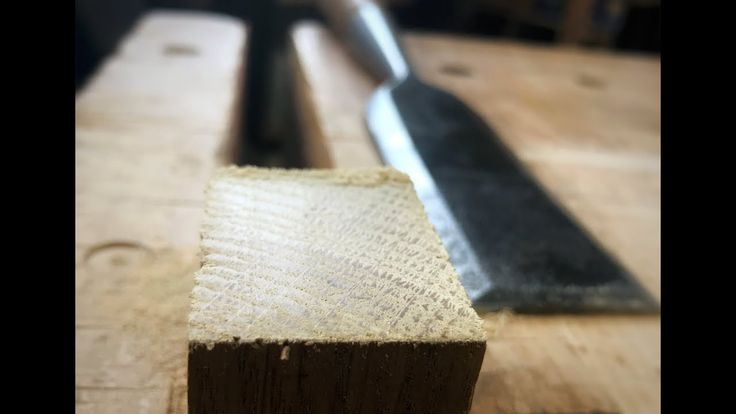 A Blunt Chisel - THE UNPLUGGED WOODSHOP