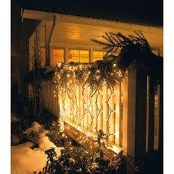 Ljusgardin LED 1x1 m