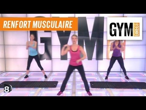 Tonifier vos Fessiers - renfort musculaire 37 - YouTube