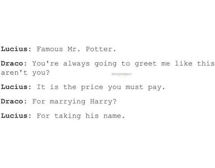 For marrying Harry ?  For taking his name