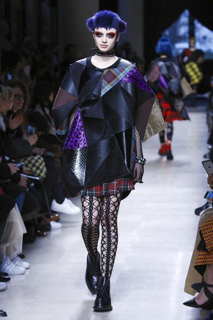 Junya Watanabe Fashion Show Ready to Wear Collection Fall Winter 2017 in Paris