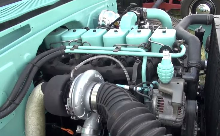 Cummins Powered Turbo Diesel Chevy C30
