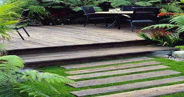 607 best Allées De Jardin images on Pinterest Decks, Floors and