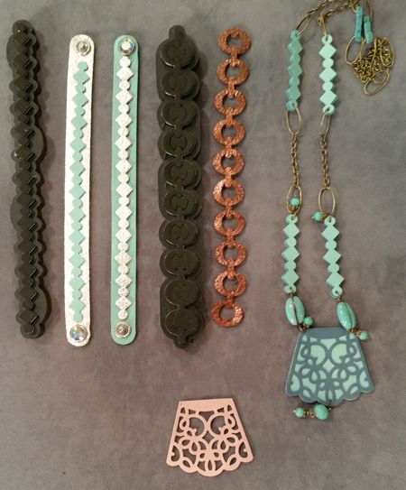 leather jewelry making instructions