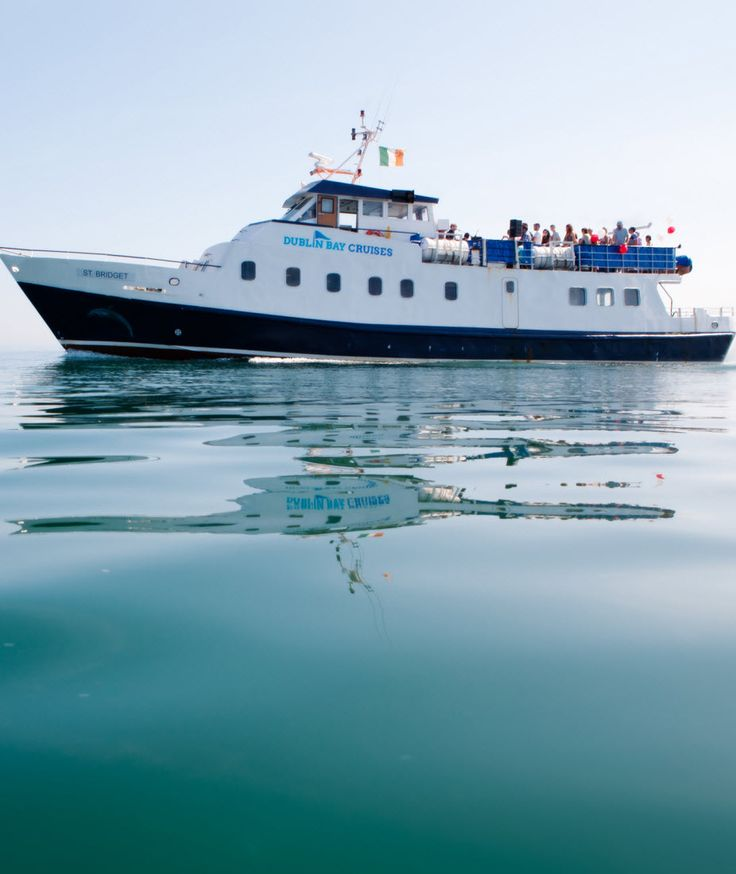 Take a Cruise around Dublin Bay, #Ireland with Dublin Bay Cruises - 5 tour options to choose from!