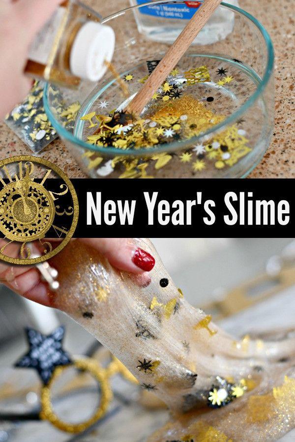 Cara Membuat Slime Clear : membuat, slime, clear, Slime, Craft,, Slime,, Friendly