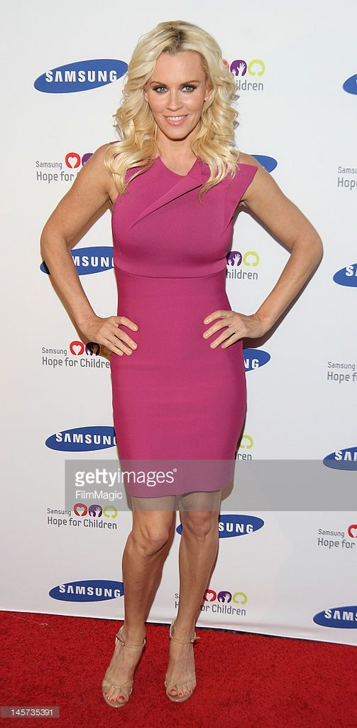 Jenny McCarthy attends the 11th annual Samsung Hope For Children Gala at the American Museum of Natural History on June 4, 2012 in New York City.