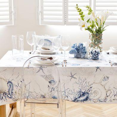 Oltre 25 fantastiche idee su sala da pranzo su pinterest for Tovaglie zara home