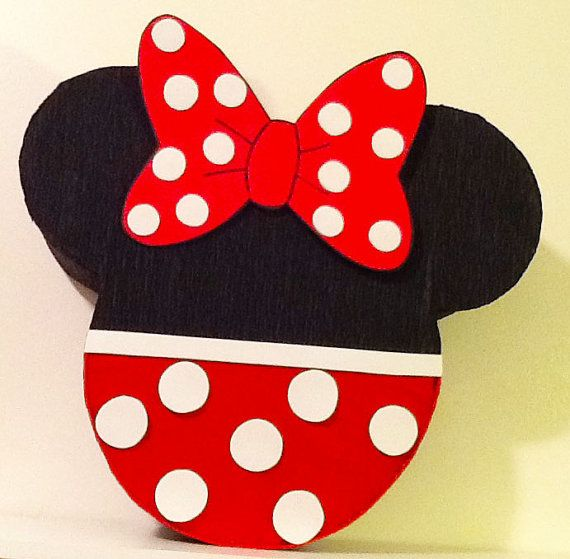 piñata de minnie mouse fiesta de minnie mouse primer por aldimyshop