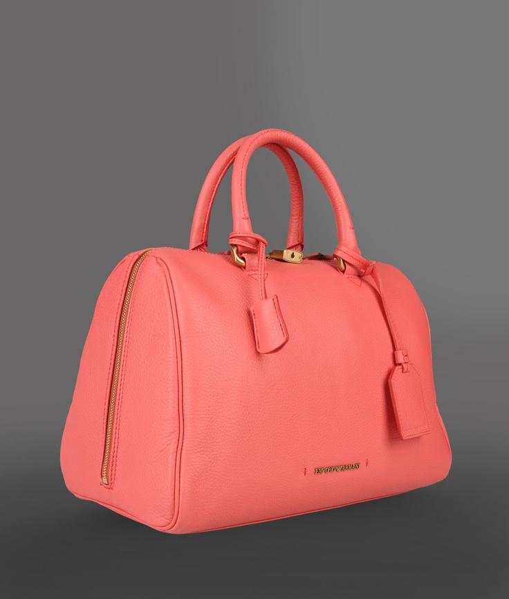 Emporio Armani Bag in Pink