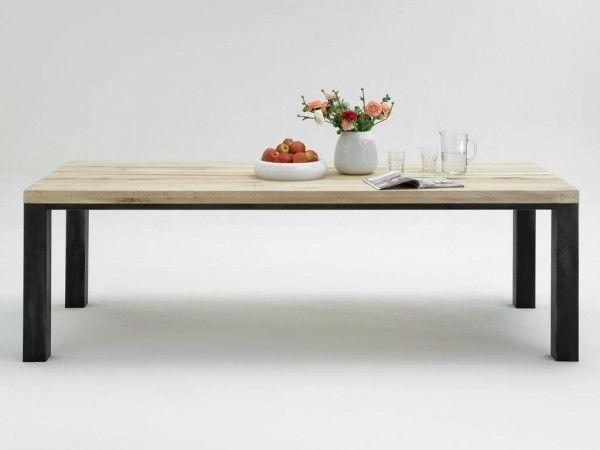 Ausziehtisch konstruktion  55 best Esstische Massiv images on Pinterest | Live, Dining room ...