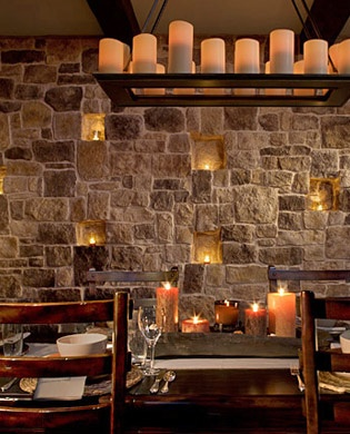 chandelier: Dining Rooms, Gemstone, Flicker Candles, Dreams Kitchens, Candles Fireplaces, Finish Basements, Candles Nooks, Candle Chandelier, Candles Wall Sigh