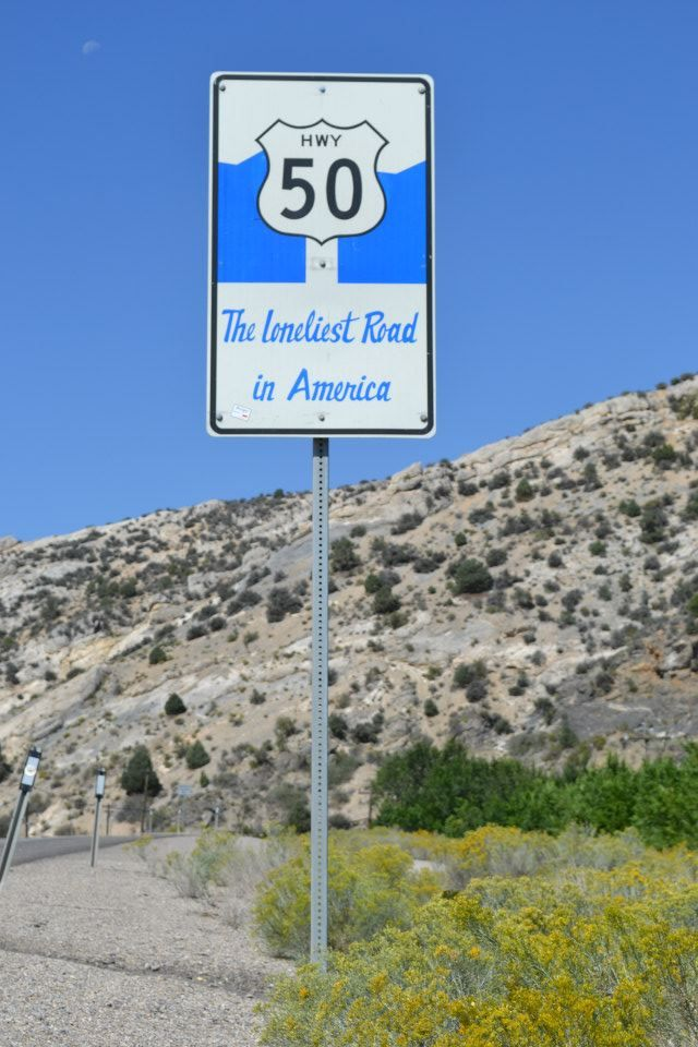 Road 50, Nevada