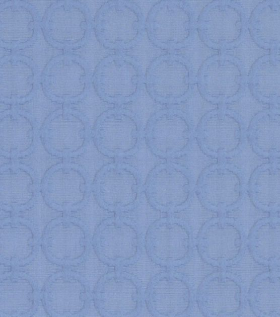"""Upholstery Fabric-Waverly Full Circle/Bay.  61/39 cotton/poly.  1.25"""" h.  1.25"""" h."""