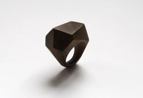 DorandKie Imbuia faset ring by Diana James