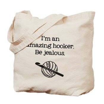 I'm An Amazing Hooker Tote Bag