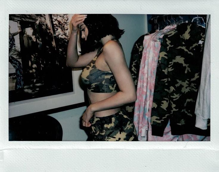 """""""See my exclusive polaroids: The Kylie Shop"""" - thekyliejenner.com"""