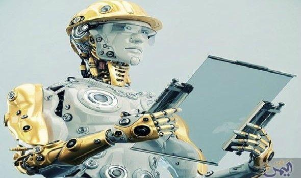 تقرير جديد يكشف تعر ض ملايين العمال لفقد وظائفهم بسبب الروبوت Robot Robot Design Futuristic