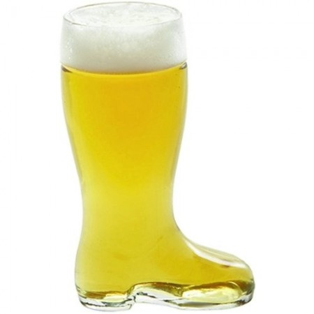 Anchor Hocking's Bierstiefel Beer Boot