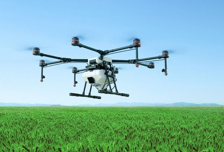 Recent Development of Unmanned Aerial Vehicle #UAVs for #PlantProtection in #EastAsia #Agriculture #Japan #SouthKorea #China #drones