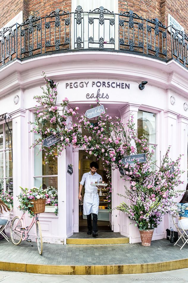 7 hübsche Cafes in London – diese Orte müssen Si…