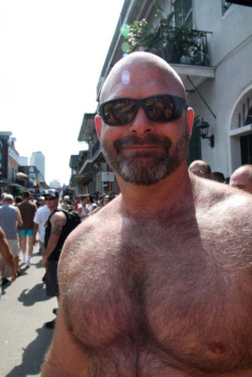 Love a hairy man