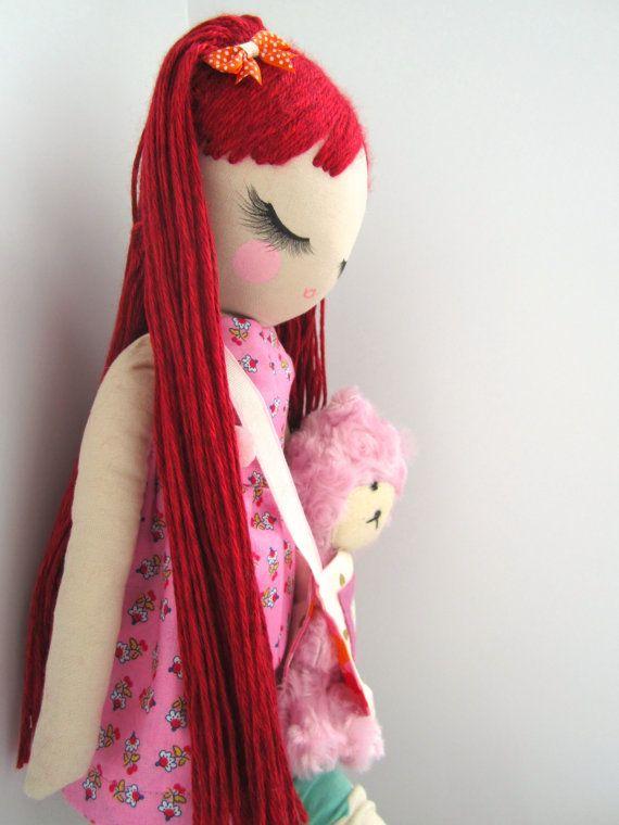 Réparer la poupée de chiffon personnalisé par MendbyRubyGrace