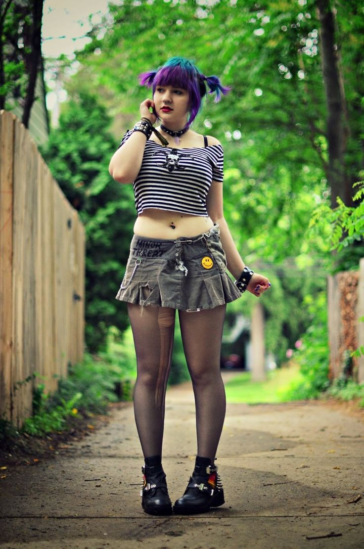 17 Best Images About Punk Rock Fashion On Pinterest Women 39 S Tops Punk Girls And Women 39 S Boots