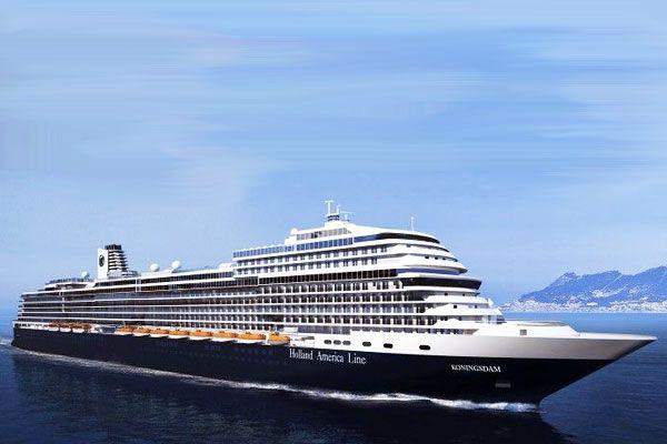 Revelado nombre del nuevo barco de Holland America Line