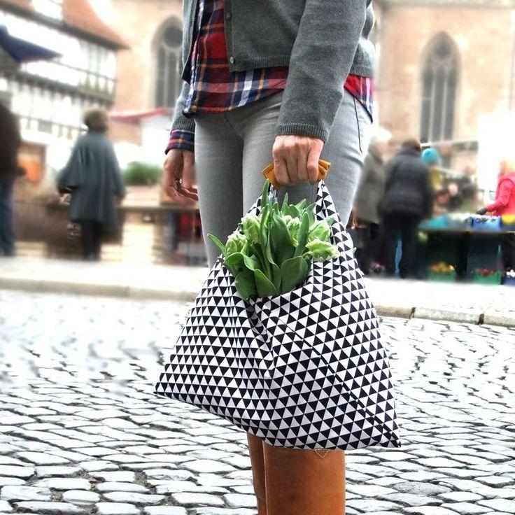 Seit ich mit meinem Stoffgeschäft an den Altstadtmarkt in Braunschweig gezogen bin, komme ich endlich wieder dazu, auf dem Wochenmarkt …